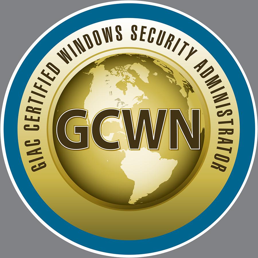 GCWN certified