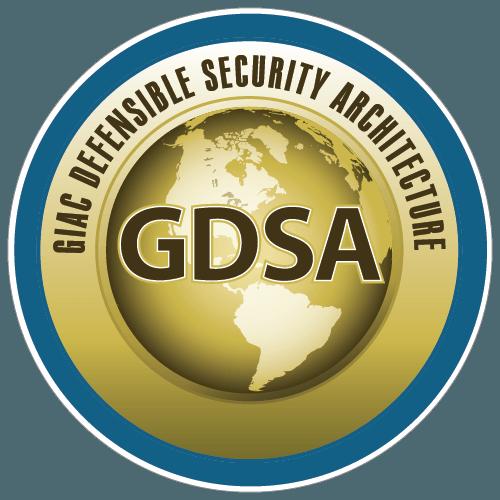 GDSA certified
